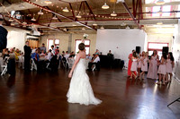 Reception - Bouquet & Garter Tosses