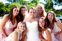 Bridal Party - Pre-Ceremony